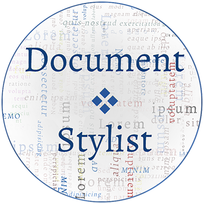 Document Stylist / Microsoft Word Expert